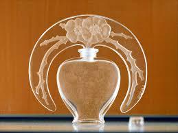 ルネ・ラリックの香水瓶~ Perfume bottles of Lalique~